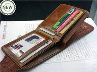 бесплатная доставка кошелек мужской, молния и засов бумажник бумажник человек биржа джентльмен кошелек мальчика кошелек, кредитной карточки удостоверения личности бумажник # d826-71