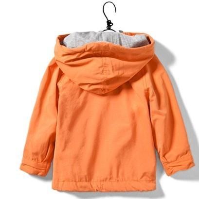 мальчики девочки одежда мальчика куртки топ хлопка оранжевый 2-6 год с длинным рукавом Taste куртки дети пальто детей верхняя одежда весна осень
