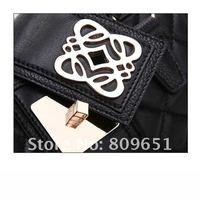 горячие продаж сумки, сумки мода на Рим в естественной кожи черного красного цветов БТ-1170176