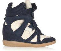 осень и зима новый стиль кожаные кроссовки размер 3 цветов ковбой женская обувь 212