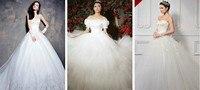 милая рукавов простой свадебное платье мода 2015 новое поступление сладкий принцесса тонкая талия индивидуальные Т3