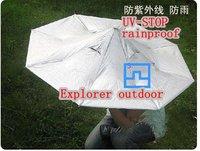 бесплатная доставка, рыбалка зонт орудия лова уф-стоп проветрить легкие