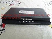 100% самая низкая цена! 9.8 дюймов дома ДВД плеер с ФМ радио аналоговый тв-игры mp3 и mp4