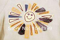 высокое качество лето дети рубашки, HK в суне дети бренд мальчиков футболки, горячая распродажа конструктор рубашки мальчик для 2 - 7 т детская одежда
