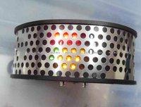 бесплатная доставка 29 из светодиодов вспышка токио shinshoku стиль коррозии часы со светодиодами новый