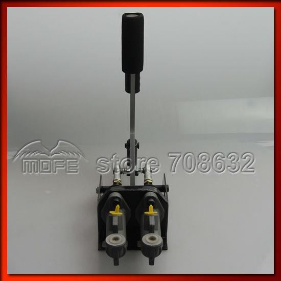 HIGH QUALITY 0.75 INCH Double Master Cylinder Drift Hydraulic Handbrake Hand brake DSC_0070