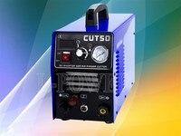 Инвертор dc пилот дуга воздушный станок для плазменной резки cut50 с wsd - 60p факел