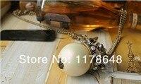 довольно жемчуг император корона Charm Bronze подвеска свитер кэп Cole для женщин sod печать горячая распродажа бесплатная доставка