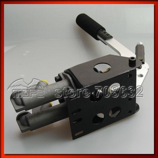 HIGH QUALITY 0.75 INCH Double Master Cylinder Drift Hydraulic Handbrake Hand brake DSC_0071