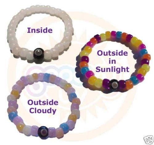 Magic Bead Uv Bracelet
