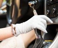 kursheuel женщины Seal наручные защита от ультрафиолетового лука солнцезащитный свадебные гольф зарплата по борьбе с уф летом скольжению короткие перчатки