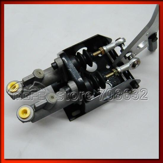 0.75 INCH Master Cylinder Aluminum Hydraulic Hand Brake Handbrake DSC_0598