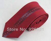 бесплатная доставка, ибо новые красные позиционер использовать галстук / волна пос symmetry дизайн 6 см в ширину мужская брак gals