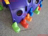 пластиковый туннель для детей, крытая спортивная площадка, игрушка школа