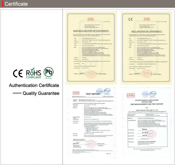 certificste