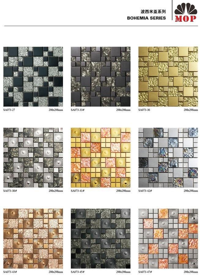 Mosaicos para cocinas encimeras de cocina alicatadas con - Cocinas con mosaico ...