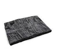 бесплатная доставка женщин искусственного карманный джинс сплайсинга сексуальное леггинсы брюки резинка эластичный женские джинсы девушки брюки капри 14