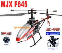 бесплатная доставка из швеции / носит! не mjx f45 с f645 вертолет и c4002 фотоаппарат коробка 2.4 г 4ch В Ф-серии ж / мэмс-гироскоп и и жк-передатчик