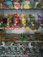 тони оптовая продажа бесплатная доставка kd150 продвижение 20 компл./лот розовый девушки подарок деревянные декоративные ожерелье браслет