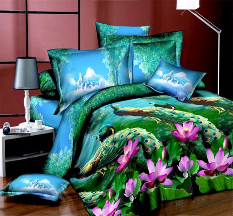 солнце домашний текстиль 3D в штате spindles пудель постельное белье постельное белье в мешок постельное белье постельное в отстой