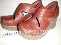 новый yixizhidi натуральная кожа tent туфли женские 1238c25