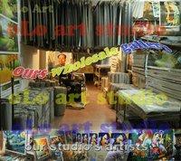 поп-арт элвис музыка поп-арт ручной росписью на холсте, с раме, оптовая продажа картин маслом оло pp003