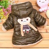 ребенок дети зимой теплое пальто с капюшоном дети толстые куртки и пиджаки для мальчиков девушки детская одежда обе стороны носить