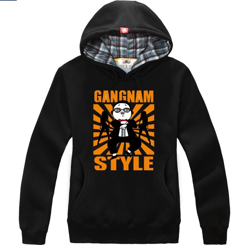 Free Shipping,Oppa Gangnam Style Funny Hoodies/Sweatshirts for Men ...