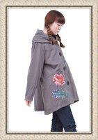 demonstyle пальто женская, женской оригинальный дизайн