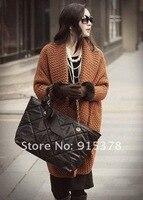 горячая распродажа мода женская chile свитер Regular Boot + женская осень / зима толстой пуловеры с длинным рукавом + бесплатная доставка с WS-006