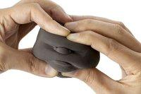 20 шт. / много + японский серый точек на шары caomaru, вентиляционные человеческое лицо мяч анти - стресс инструмент