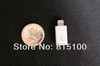 новые 8 контакт. мужчин и микро USB 5 контакт. женский chargering расположенный для синхронизации данных для iPhone 5 5 г