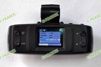 100% оригинал amberalla gs1000 с GPS 1920 * 1080 p полный HD автомобильный видеорегистратор + сек.264 видео формат 4 ик-светильник + 120 град. с помощью GPS логгером