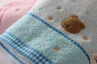 полотенце 130 * 67 см 294 г новый ноль-сенсорный хвоствик полотенце мягкий чистый хлопок сильное поглощение воды, удобные