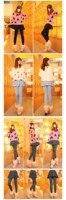 мода леггинсы женская мода леггинсы с мини юбки искусственного из двух частей брюки тонкий хип тонкий-подходят мини-юбки