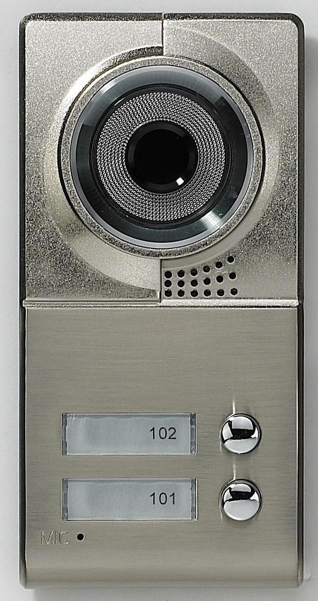 цвет видео-дверной звонок для вилла видео-телефон домофон система