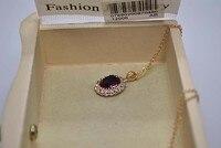 лучший подарок 18 к пост colon ожерелье ювелирные изделия кристалл / гр rustle ожерелье