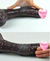 бесплатная доставка большой реалистичные дилдо с сильной присоской, огромные, секс игрушки для женщин, эротические игрушки для геев leisbian