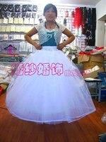 оптовая продажа и розничная 4 слоя люкс юбке, юбка свадебное платье + бесплатная доставка