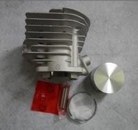 в баллоне сборе 46 мм для бензопилы 55 двигатель бесплатная доставка дешево кэп пла zylinder поршень комплект части репл. п/п 503 16 91 71
