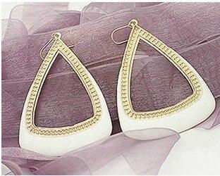 2fd6bbfc3c08b5 Indian Wholesale hoop earrings design Silver feather earrings peacock  earrings for sale