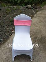 красный спандекс лента с Alma Прага / стул лента для свадьбы