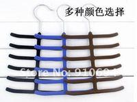 галстук ремень организатор вешалки держать 12 - черный d8177
