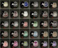 водонепроницаемый подводка для глаз # 2 черный подводка для глаз гель с карты 30 цветов контроль качества на Перес в ближайшее время поддержка оптовая продажа