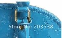 конфеты цвета сумка ~ гарантированное качество ~ новинка искусственная кожа женская сумки \ сумка, сумка конструктор \ невеста ~ бесплатная доставка ~ 96
