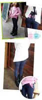 мода корейский стиль мальчик девушки брюки дети по уходу за детьми джинсы зимние брюки узкие брюки дети леггинсы fuax дети рождественский подарок