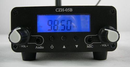 10pcs 0.5W CZH-05B pll 87-108mhz fm transmitter broadcast stereo mic DHL, FEDEX, EMS UPS Free shipping