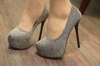 женская сексуальное ну вечеринку обувь на платформе туфли на высоких каблуках 9009