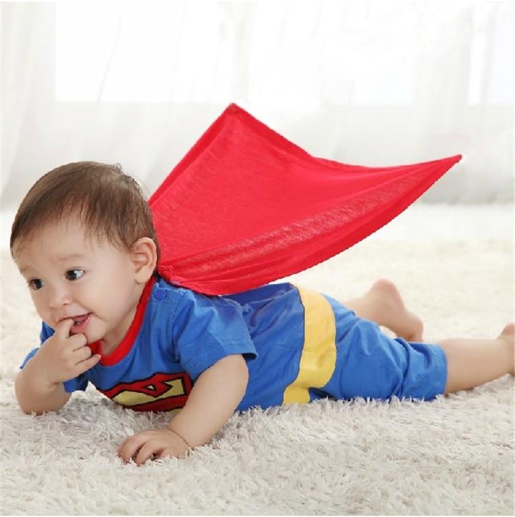 727627995 148 - Costum cu Maneca Lunga si Pelerina, Superman