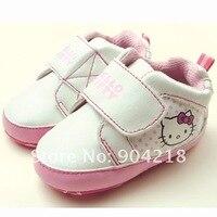 оптовая продажа девочки привет котенок обувь для ходьбы 0 - 6 мес